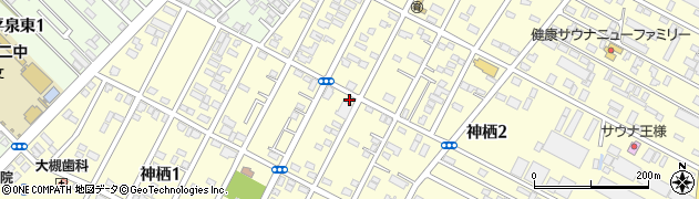 宮内工務店周辺の地図