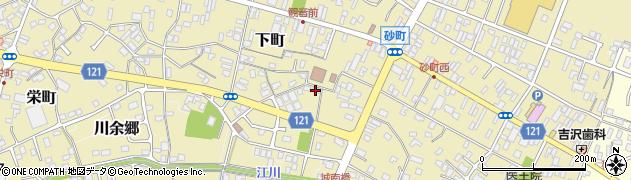 芳住和裁学院周辺の地図