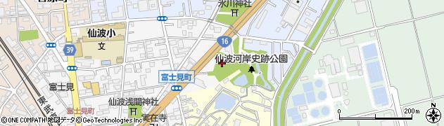 宕社愛神周辺の地図
