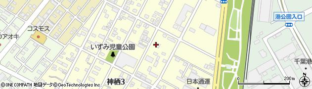 共立防災株式会社周辺の地図