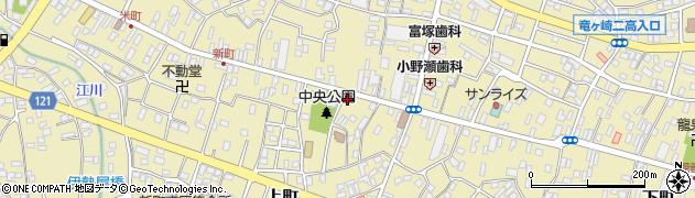 山口自転車店周辺の地図