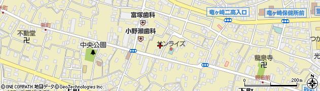 串田菓子店周辺の地図