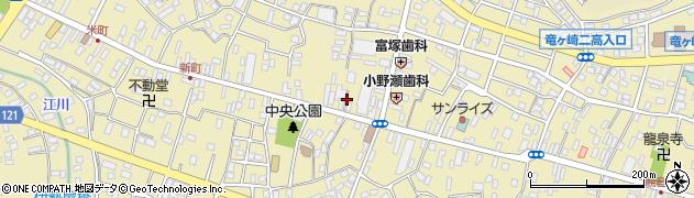 川村菓子店周辺の地図