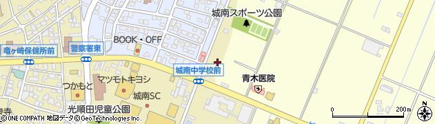 美粧院クラーセスペリオール周辺の地図