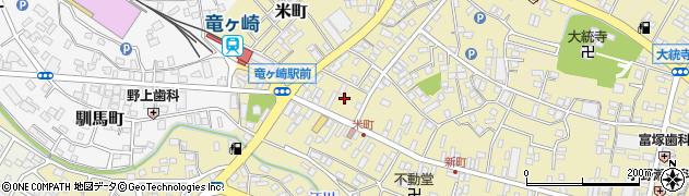 中島洋品店周辺の地図