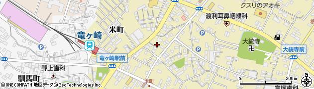 大森生花店周辺の地図