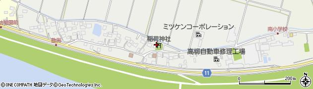 さとう美容室周辺の地図