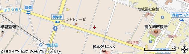 株式会社ナオイオート 竜ケ崎市役所 通り店周辺の地図