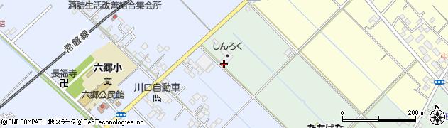 合資会社中島商店周辺の地図