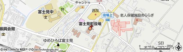 長野県富士見町(諏訪郡)周辺の地図