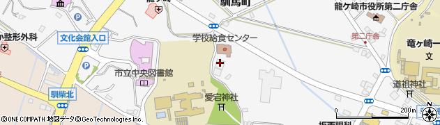 岡田電気産業株式会社 竜ケ崎営業所周辺の地図