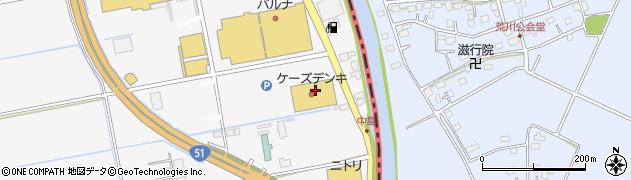 ハロータイトー佐原東店周辺の地図
