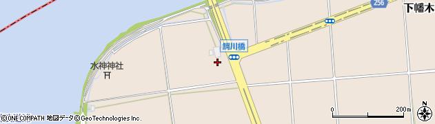 くるま市場プラスワン周辺の地図