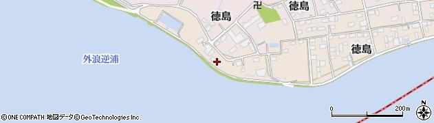 塙商事周辺の地図