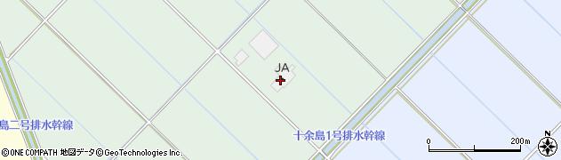 稲敷農業協同組合 カントリーエレベーター周辺の地図