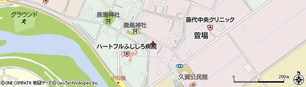飯島商会周辺の地図