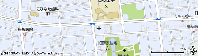 有限会社今泉祭典周辺の地図