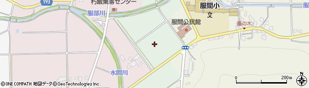 福井県越前市高岡町周辺の地図