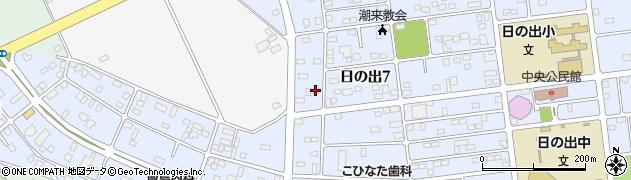 田口自動車鈑金塗装周辺の地図