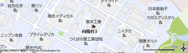 東洋工業株式会社周辺の地図