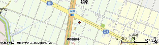 株式会社白川商店周辺の地図