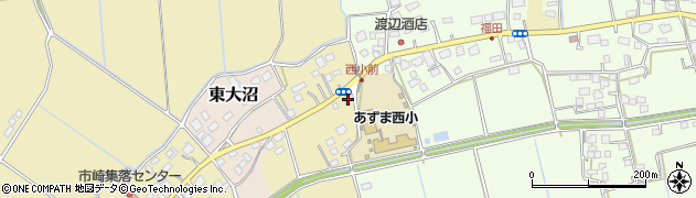 有限会社糸賀百貨店周辺の地図