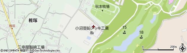 有限会社小沼亜鉛メッキ工業所周辺の地図