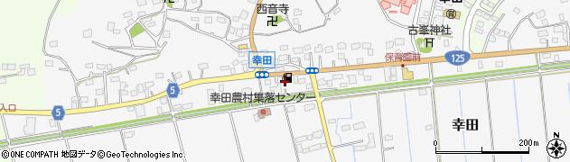 松葉石油株式会社周辺の地図