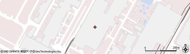 住金スチール株式会社 鹿島事業所周辺の地図