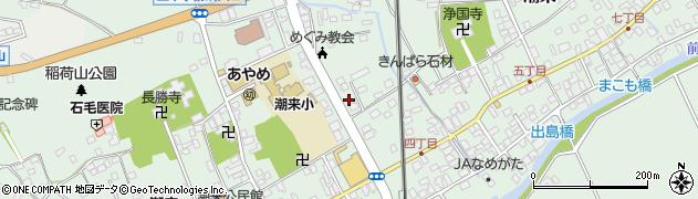 リーヴス周辺の地図