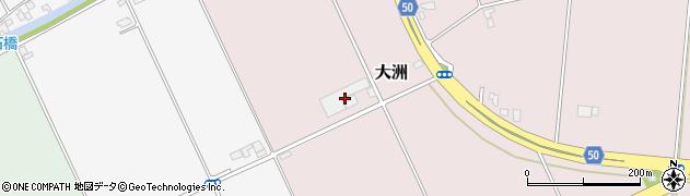松本産業株式会社周辺の地図