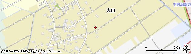 埼玉県さいたま市岩槻区大口周辺の地図