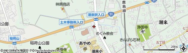 株式会社宮本電業社周辺の地図
