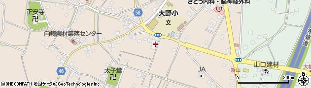 茨城みなみ農協資材ショップもりや周辺の地図