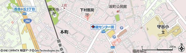 関鉄県南タクシー株式会社 龍ケ崎営業所周辺の地図