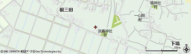 樽井建設周辺の地図