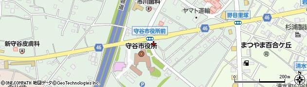 サロンド・BiBi周辺の地図