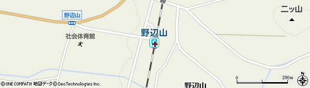 長野県南佐久郡南牧村周辺の地図