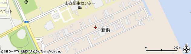 株式会社ダイキンアプライドシステムズ 鹿島営業所周辺の地図