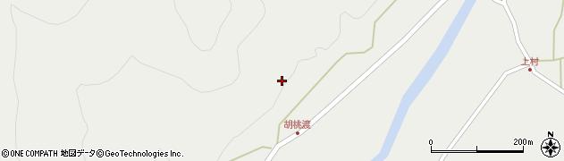 長野県木曽郡木曽町開田高原末川胡桃渡周辺の地図