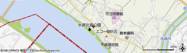 黒田肉店周辺の地図