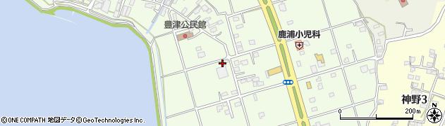 株式会社坪井板金周辺の地図