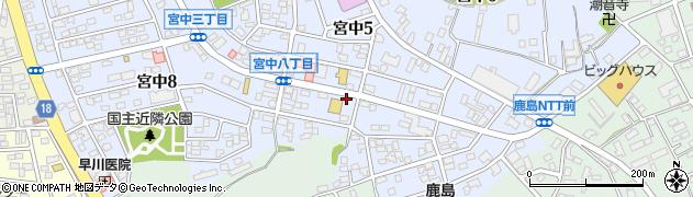 嘉納畳工業周辺の地図