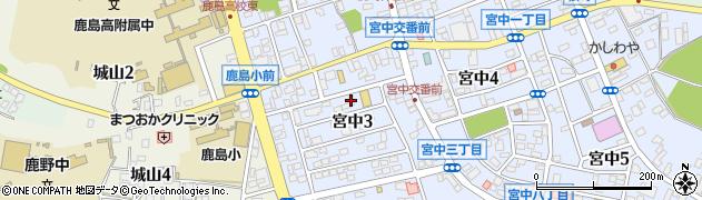 大晃不動産株式会社周辺の地図