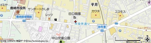 長塚・酒たばこ店周辺の地図