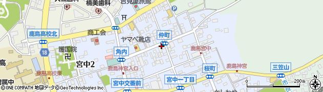 島薬局周辺の地図