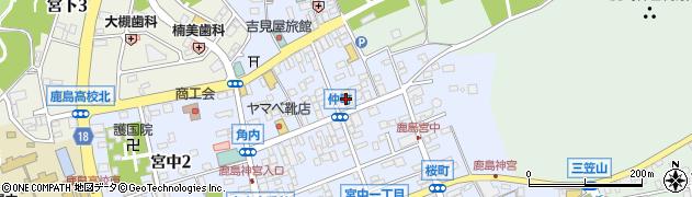 株式会社オカミ書店周辺の地図