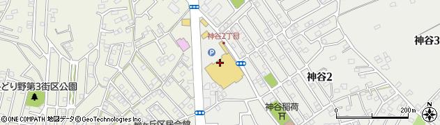 ヘアデザイン・シェリ周辺の地図