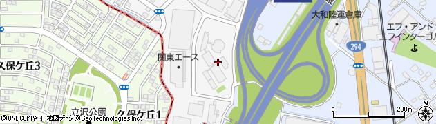 不二製油株式会社 つくば研究開発センター周辺の地図
