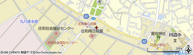 埼玉県春日部市米崎361の地図 住所一覧検索|地図マピオン